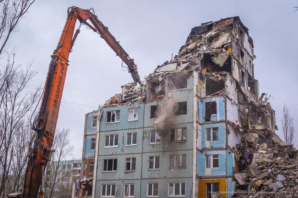Benefits of Demolition Contractors